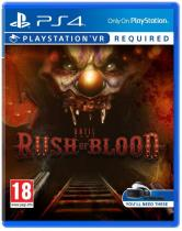 Sony PS4 Until Dawn Rush of Blood VR