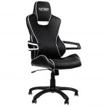 Nitro Concepts E200 Race Gaming Chair Black/White