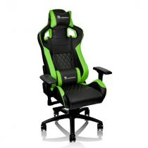 Thermaltake TT eSports GT Fit 100 Gaming Chair Black/Green